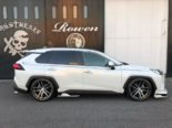 Rowen International Bodykit 2019 Tuning Toyota RAV4 25 155x116 Fertig: Rowen International Bodykit für den Toyota RAV4