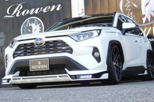 Rowen International Bodykit 2019 Tuning Toyota RAV4 Header 310x205 Fertig: Rowen International Bodykit für den Toyota RAV4