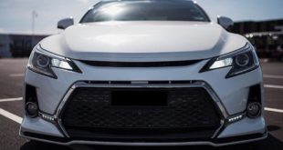 Rowen International Bodykit Toyota Mark X GRGs Tuning 14 310x165 2020   Audi Q8 (4M) SUV mit Rowen International Bodykit