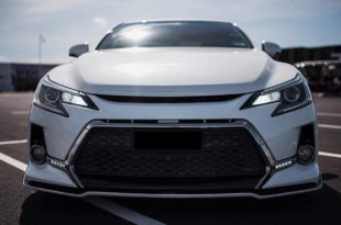 Rowen International Bodykit Toyota Mark X GRGs Tuning 14 310x205 Rowen International Bodykit am Toyota Mark X (GR/G,s)