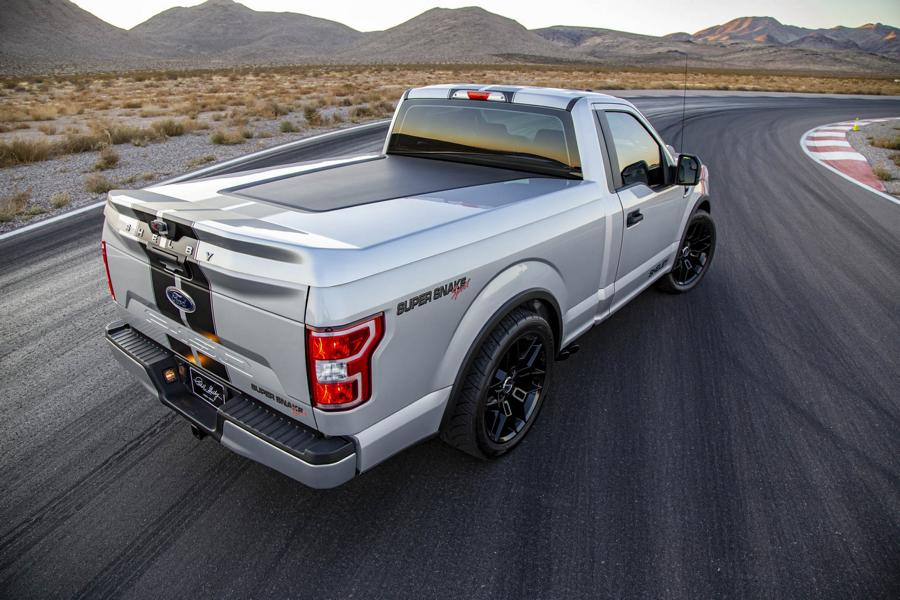 Shelby Super Snake Sport Ford F 150 Pickup Truck SEMA 2019 Tuning 2 Bäähm   755 PS Shelby Super Snake Sport Ford F 150!
