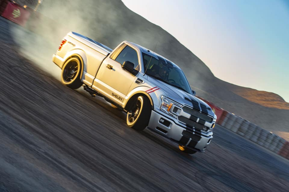 Shelby Super Snake Sport Ford F 150 Pickup Truck SEMA 2019 Tuning 6 Bäähm   755 PS Shelby Super Snake Sport Ford F 150!