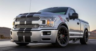 Shelby Super Snake Sport Ford F 150 Pickup Truck SEMA 2019 Tuning 7 310x165 2013 Shelby Cobra Daytona Coupe mit Roush V8 Power!