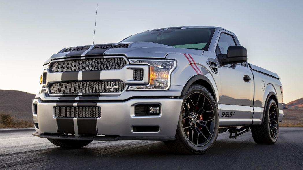 Shelby Super Snake Sport Ford F 150 Pickup Truck SEMA 2019 Tuning 7 Bäähm   755 PS Shelby Super Snake Sport Ford F 150!
