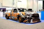 Toyota Tacoma TRD Widebody Forgeline Tuning Nascar V8 13 155x103 Toyota Tacoma TRD Widebody mit 900 PS zur SEMA