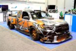 Toyota Tacoma TRD Widebody Forgeline Tuning Nascar V8 15 155x103 Toyota Tacoma TRD Widebody mit 900 PS zur SEMA