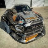 Toyota Tacoma TRD Widebody Forgeline Tuning Nascar V8 2 155x155 Toyota Tacoma TRD Widebody mit 900 PS zur SEMA