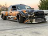 Toyota Tacoma TRD Widebody Forgeline Tuning Nascar V8 24 155x116 Toyota Tacoma TRD Widebody mit 900 PS zur SEMA