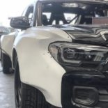 Toyota Tacoma TRD Widebody Forgeline Tuning Nascar V8 7 155x155 Toyota Tacoma TRD Widebody mit 900 PS zur SEMA