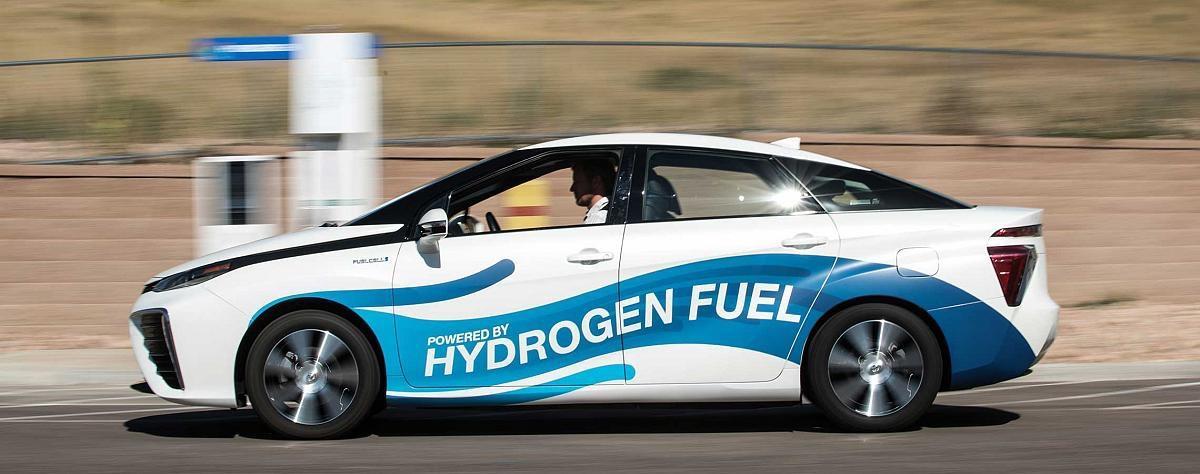 Hydrogen drive H2 kit retrofitting tuning fuel cell 5 Environmentally friendly hydrogen drive for your car?