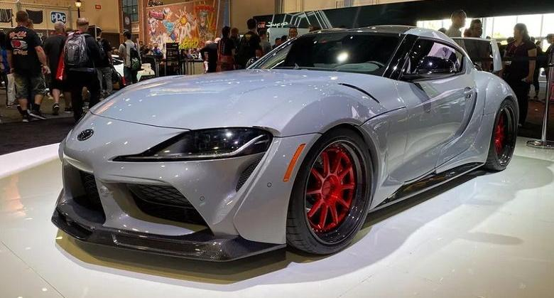 Widebody Toyota GR Supra HyperBoost Edition +750 PS u. Widebody! Toyota GR Supra HyperBoost Edition