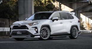 2019 Kuhl racing Toyota RAV4 SUV Bodykit Tuning Header 310x165 Toyota RAV4 SUV mit USA Widebody Kit von Versus!
