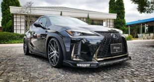 2020 ROWEN International Bodykit Lexus UX Tuning 5 310x165 Rowen International Bodykit am biederen Nissan Serena