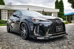 2020 ROWEN International body kit Lexus UX tuning 5 310x205 Extremely deep and with body kit 2020 ROWEN Lexus UX
