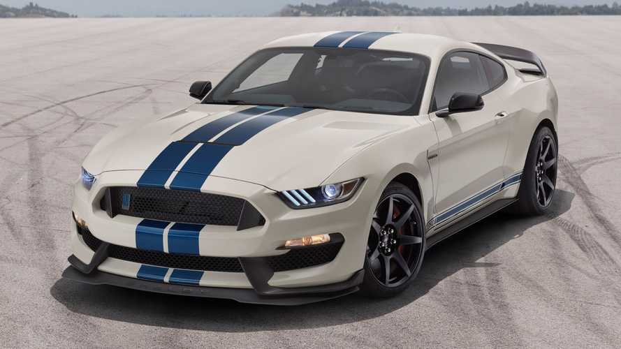 2020 Shelby GT350R Heritage Edition Pack Tuning 10 2020: Shelby GT350 und GT350R mit Heritage Edition Pack