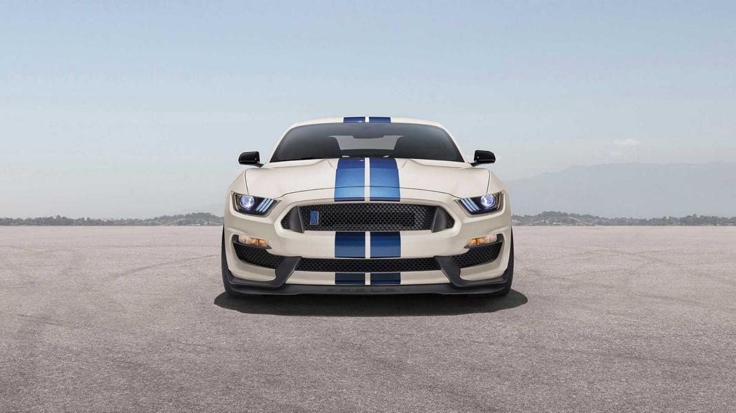 2020 Shelby GT350R Heritage Edition Pack Tuning 8 2020: Shelby GT350 und GT350R mit Heritage Edition Pack