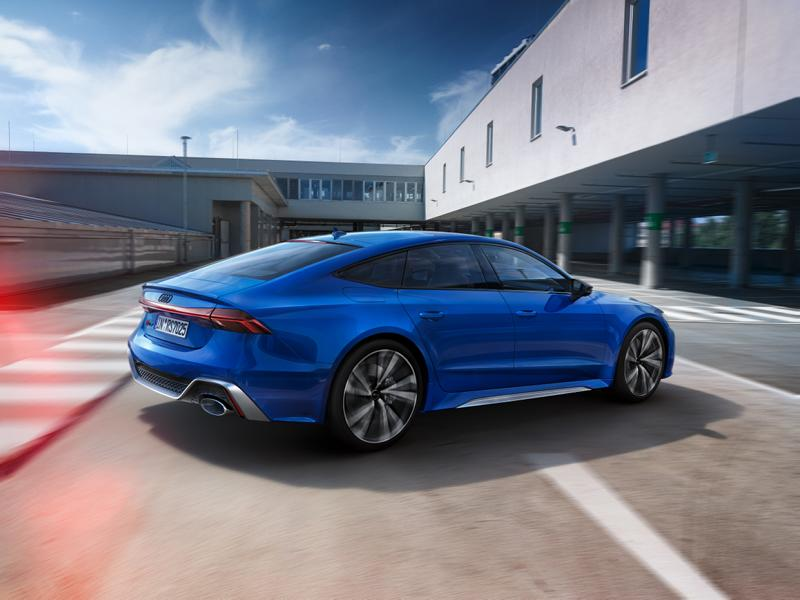 25 Jahre Audi RS Exklusives Jubil%C3%A4umspaket 2019 RS5 RS6 RS4 TT 8 Zur Feier   25 Jahre Audi RS: Exklusives Jubiläumspaket!