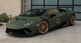 Army Lamborghini Huracán Performante ADV.1 Wheels Tuning Vorsteiner Header 310x165 Army Lamborghini Huracán Performante auf ADV.1 Wheels