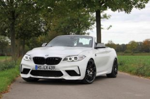 BMW M2 Competition Cabriolet Mantec Racing F87 Tuning 10 310x205 BMW M2 Competition Cabriolet von Mantec Racing