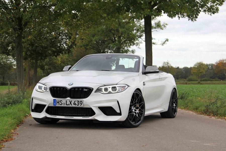 BMW M2 Competition Cabriolet Mantec Racing F87 Tuning 10 BMW M2 Competition Cabriolet von Mantec Racing