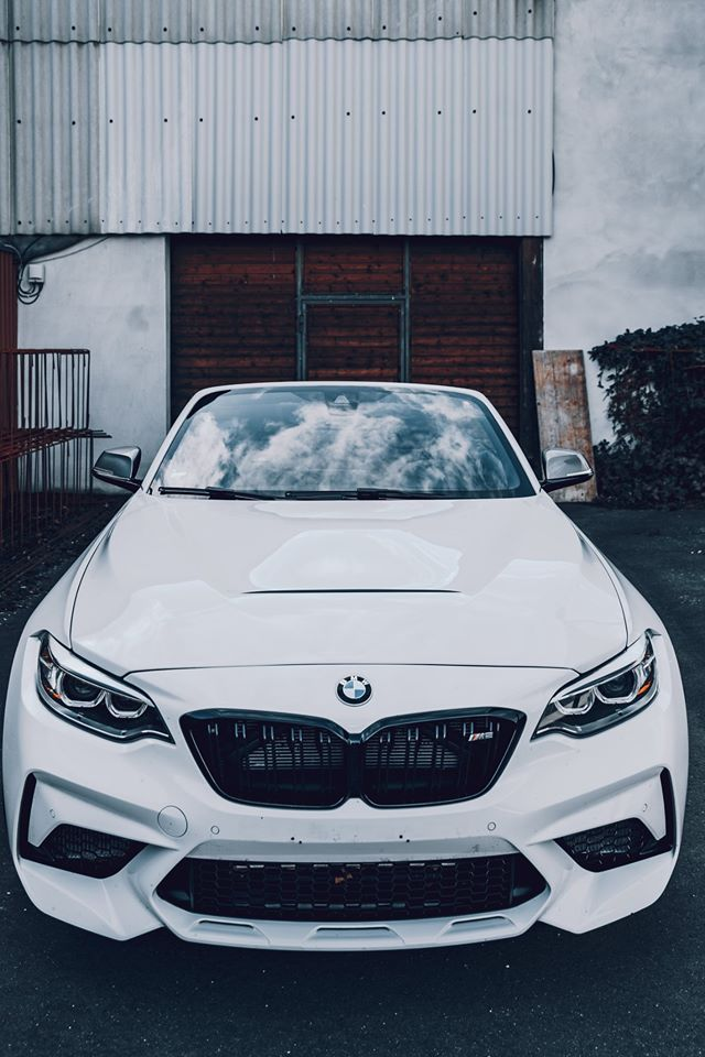 BMW M2 Competition Cabriolet Mantec Racing F87 Tuning 9 BMW M2 Competition Cabriolet von Mantec Racing