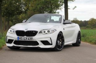 BMW M2 Competition Cabriolet Mantec Racing F87 Tuning Header 310x205 BMW M2 Competition Cabriolet von Mantec Racing