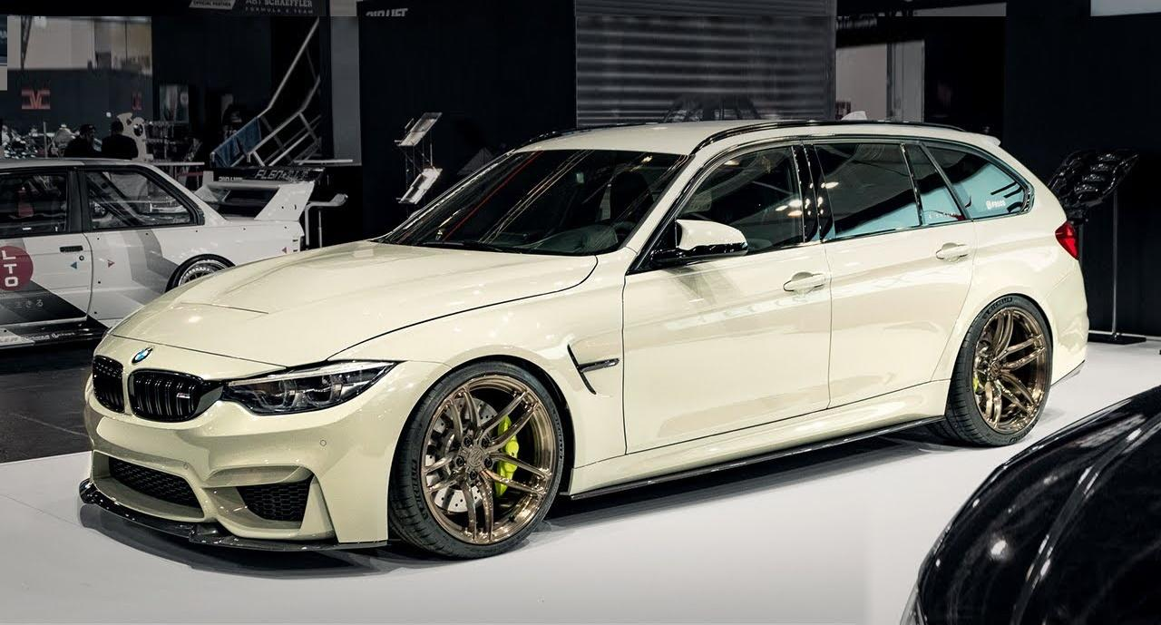 1of1 Bmw M3 Cs Touring F81 With Original Cs Technology
