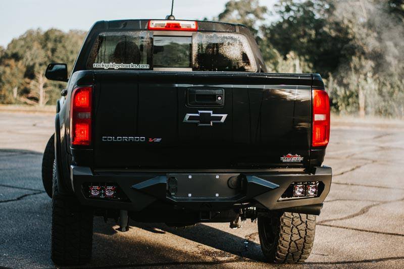Chevrolet Colorado K2 Package Rocky Ridge Trucks 2 Chevrolet Colorado K2 Package von Rocky Ridge Trucks