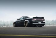 Dodge Charger Widebody F421 AG Wheels Tuning Rotora 3 190x127 Pechschwarz   Dodge Charger Widebody auf F421 Alus!