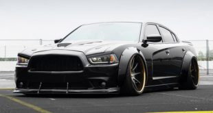 Dodge Charger Widebody F421 AG Wheels Tuning Rotora Header 310x165 852 PS Dodge Challenger SRT Demon Hellcat als Cabrio