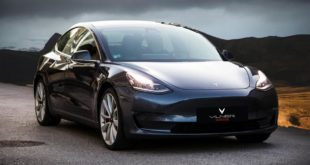 Exclusives Tesla Model 3 Tuning Vilner 16 310x165 Farbe im Spiel   Exclusives Tesla Model 3 vom Tuner Vilner!
