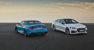 Facelift 2020 Audi RS 5 Coup%C3%A9 Sportback Tuning 1 310x165 Zur Feier   25 Jahre Audi RS: Exklusives Jubiläumspaket!