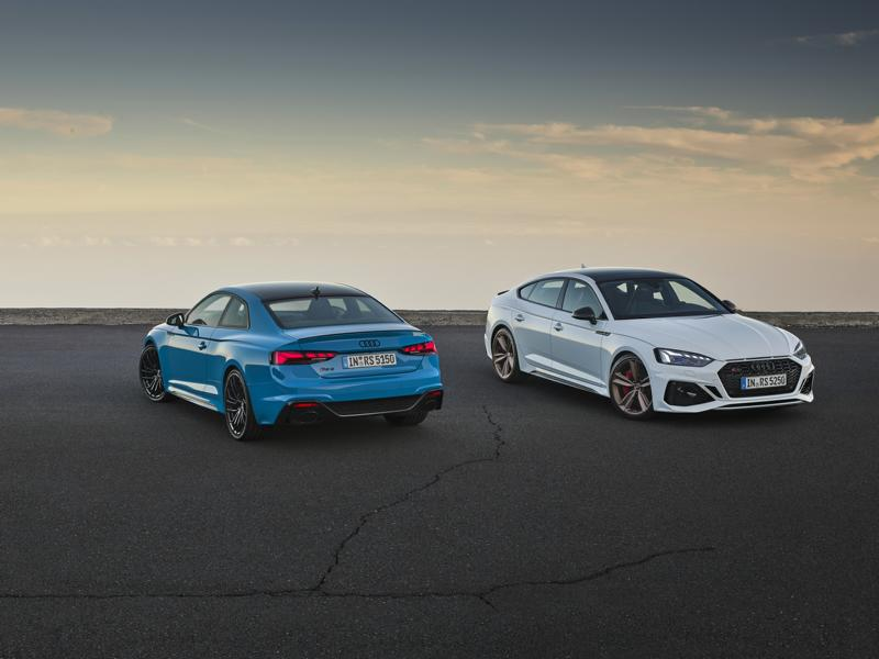 Facelift 2020 Audi RS 5 Coupé Sportback Tuning 1 Facelift 2020 Audi RS 5 Coupé und Sportback mit 450 PS