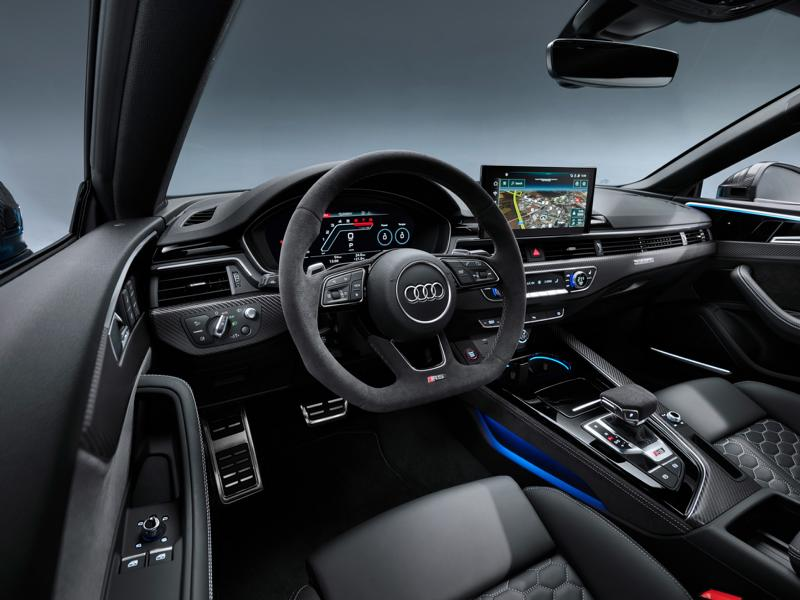 Facelift 2020 Audi RS 5 Coupé Sportback Tuning 21 Facelift 2020 Audi RS 5 Coupé und Sportback mit 450 PS
