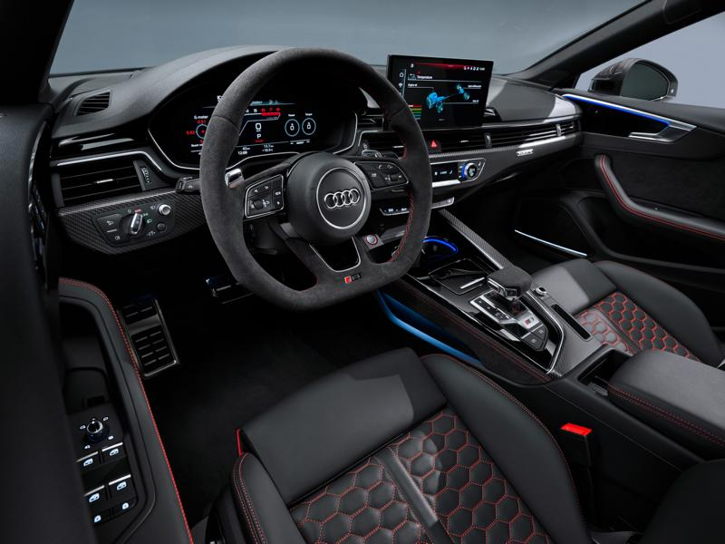 Facelift 2020 Audi RS 5 Coupé Sportback Tuning 24 Facelift 2020 Audi RS 5 Coupé und Sportback mit 450 PS