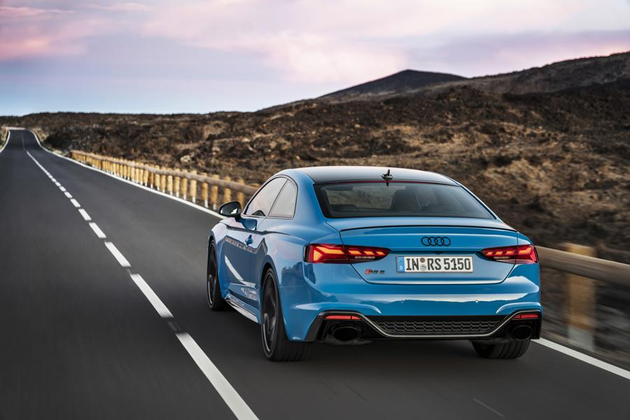 Facelift 2020 Audi RS 5 Coupé Sportback Tuning 32 Facelift 2020 Audi RS 5 Coupé und Sportback mit 450 PS