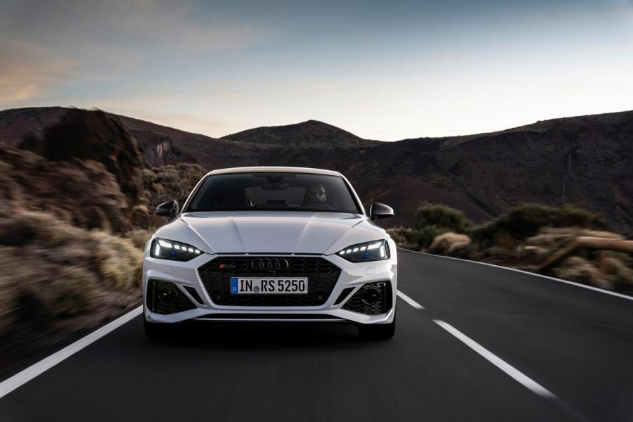Facelift 2020 Audi RS 5 Coupé Sportback Tuning 5 Facelift 2020 Audi RS 5 Coupé und Sportback mit 450 PS