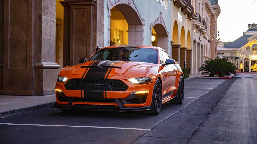 Ford Mustang Shelby Bold Edition Super Snake 2020 12 Limitiert: 836 PS Shelby Bold Edition Super Snake 2020