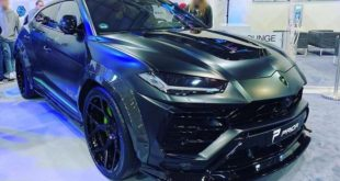 Geissini Style Lamborghini Urus Widebody Prior Design 3 310x165 PD VIP1 Bodykit von Prior Design am Mercedes Sprinter