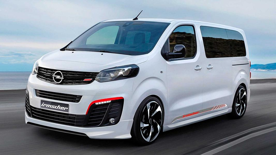 "Irmscher Opel Zafira is3 %E2%80%9ESportiv%E2%80%9C 2 200 PS & 17 Zöller: Der Irmscher Opel Zafira is3 ""Sportiv"""