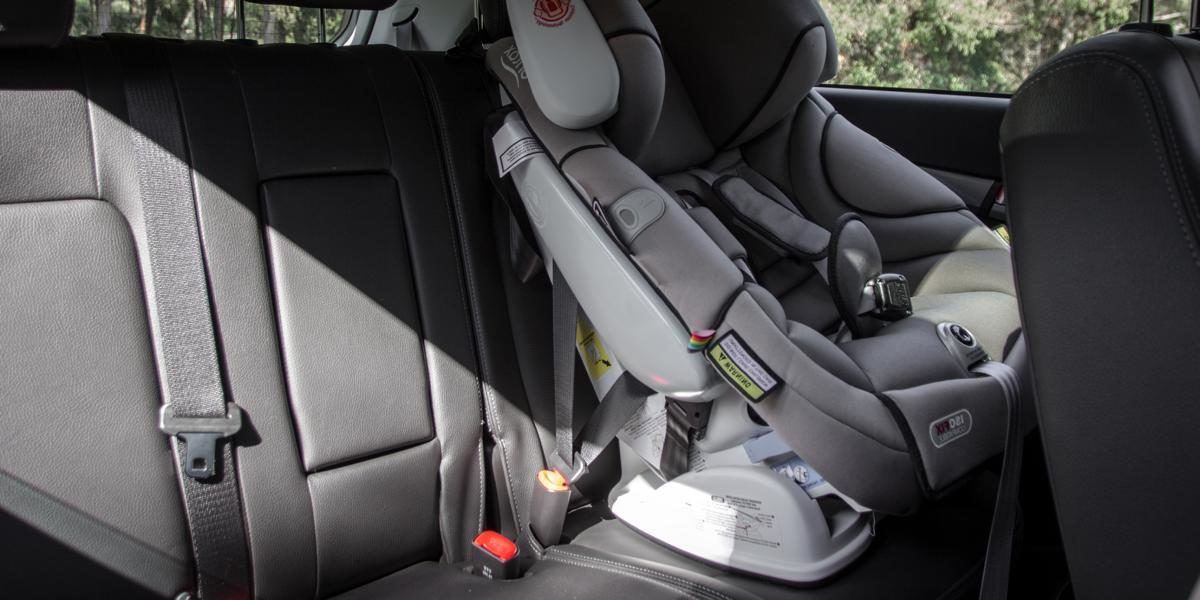 Retrofitting Isofix The Best Hold For The Child Seat