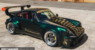 JDM Sunburst Porsche 964 912 Turbo Widebody Header 1 310x165 Blaues Wunder   Erste Sonderedition des Porsche 911 (992)!