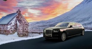 Klassen Rolls Royce Phantom Panzerung Tuning 1 310x165 Video: Extremer Luxus   2020 Mercedes Sprinter von Klassen