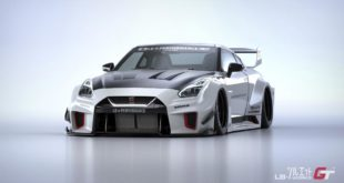LB Silhouette WORKS GT Nissan 35GT RR Widebody Kit Tuning 1 310x165 LB Silhouette WORKS GT Nissan 35GT RR Widebody Kit