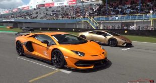 Lamborghini Aventador SVJ vs. 1.200 PS GT R 310x165 Video: Drag Race   BMW M5, Audi RS6, Mercedes AMG E63, Porsche Panamera Turbo S
