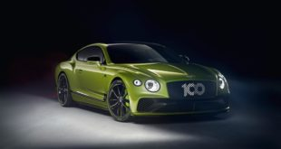 Limited Edition 2020 Bentley Continental GT Pikes Peak 1 310x165 Limited Edition: 2020 Bentley Continental GT Pikes Peak