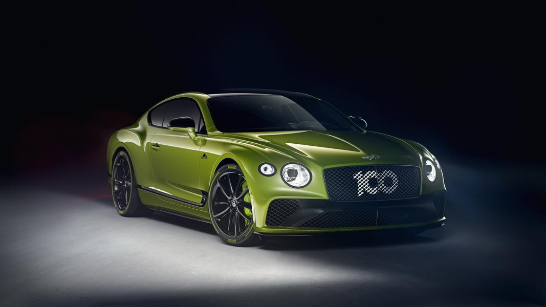 Limited Edition 2020 Bentley Continental GT Pikes Peak 1 Limited Edition: 2020 Bentley Continental GT Pikes Peak