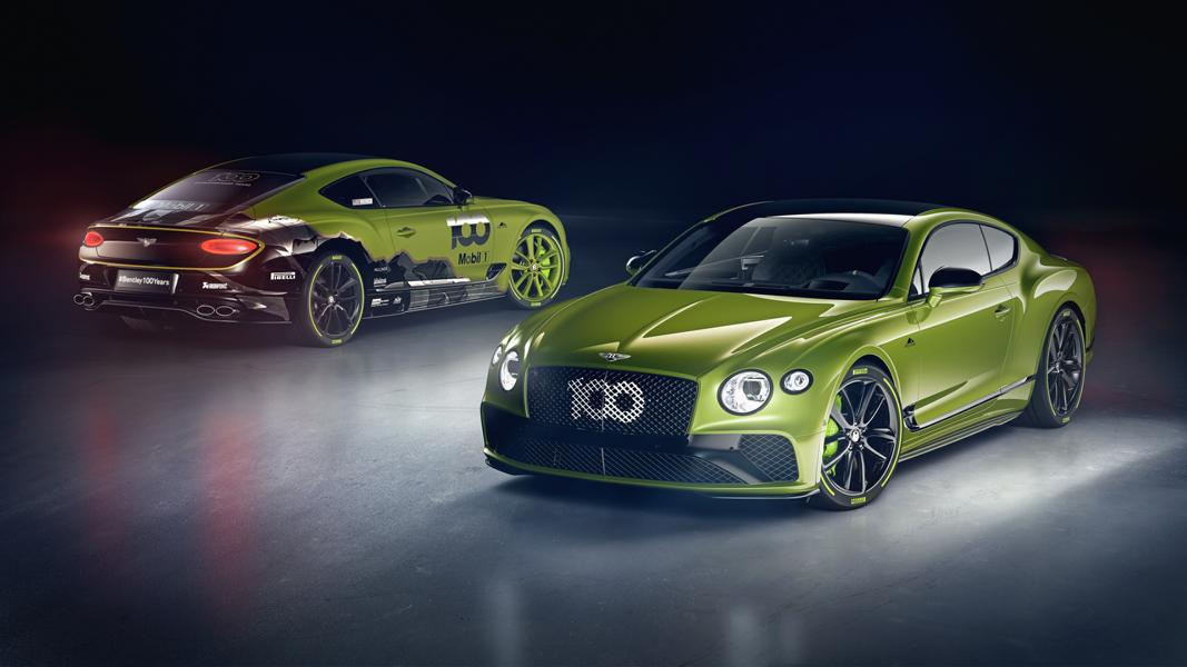 Limited Edition 2020 Bentley Continental GT Pikes Peak 10 Limited Edition: 2020 Bentley Continental GT Pikes Peak