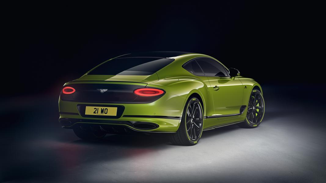 Limited Edition 2020 Bentley Continental GT Pikes Peak 2 Limited Edition: 2020 Bentley Continental GT Pikes Peak