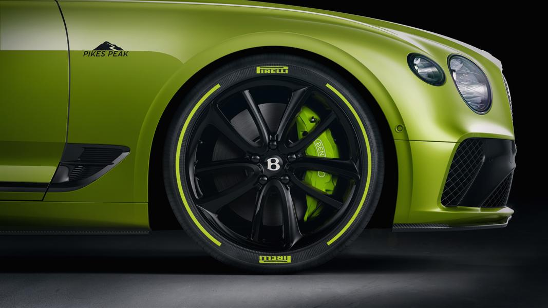 Limited Edition 2020 Bentley Continental GT Pikes Peak 4 Limited Edition: 2020 Bentley Continental GT Pikes Peak